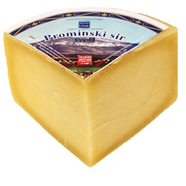 Prominski sir četvrtina
